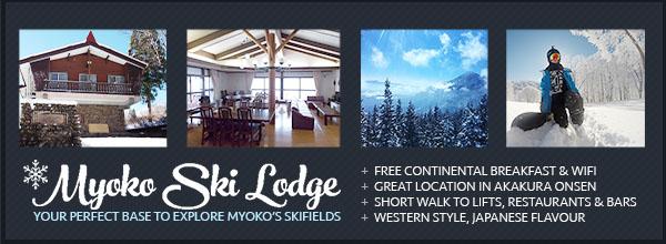 myoko ski lodge, myoko accommodation