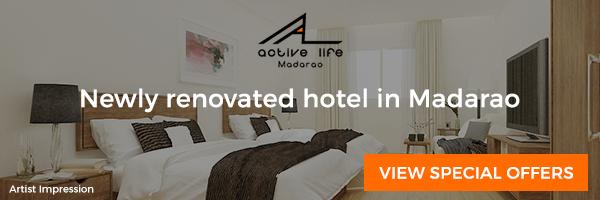 madarao kogen ski resort, active life hotel