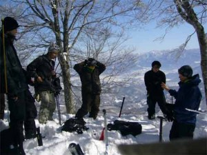 Myoko backcountry guides, backcountry tours