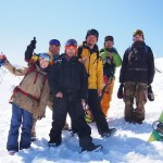 myoko backcountry tours & guide