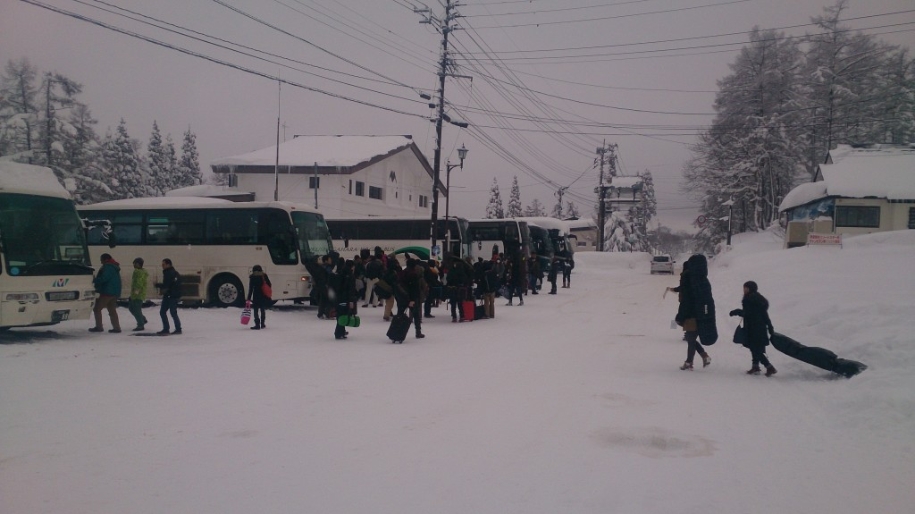 Myoko Kogen Snow Report 14th January 2014