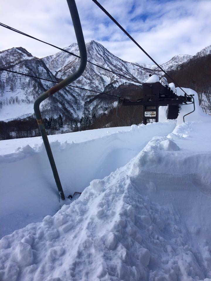 Myoko Snow Report All resorts open - 21 December 2014