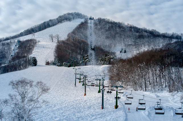 Myoko Snow Report - 14 January 2015