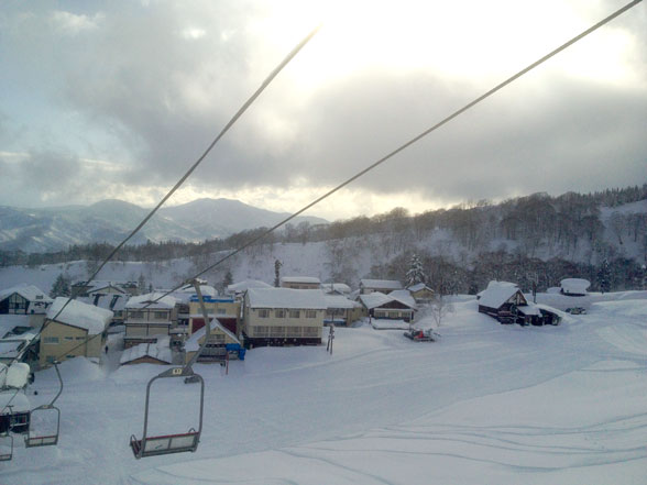 Myoko Snow Report - 19 January 2015