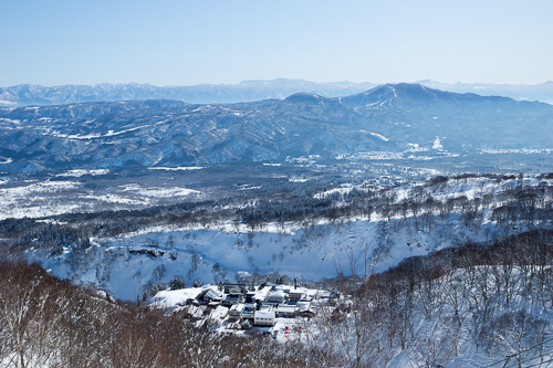 Myoko Snow Report 28 February 2016