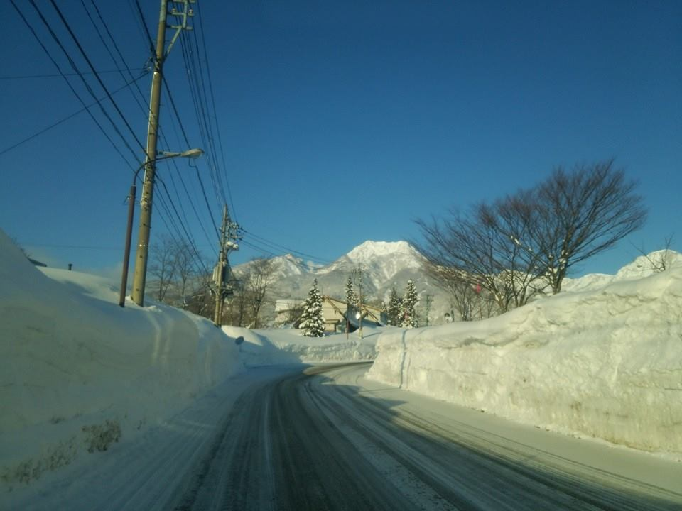 Myoko Snow Report - 07 February 2015