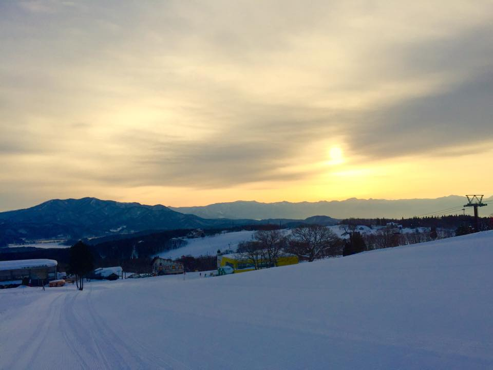 Myoko Snow Report 09 February 2015