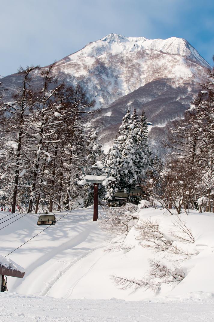 Myoko Snow Report 09 March 2015