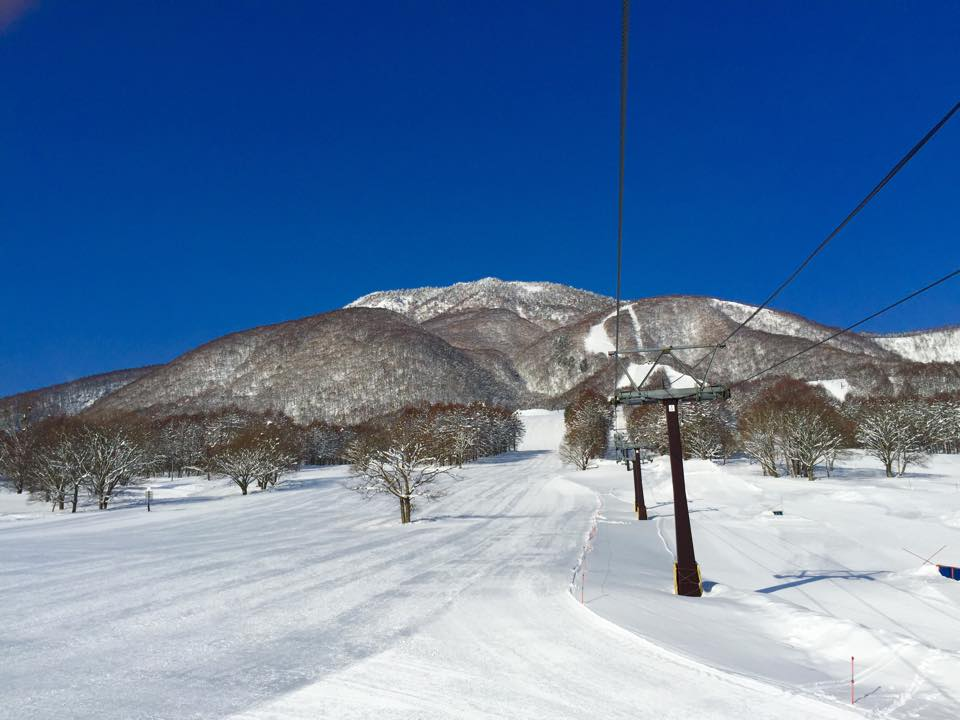 Myoko Snow Report 16 March 2015