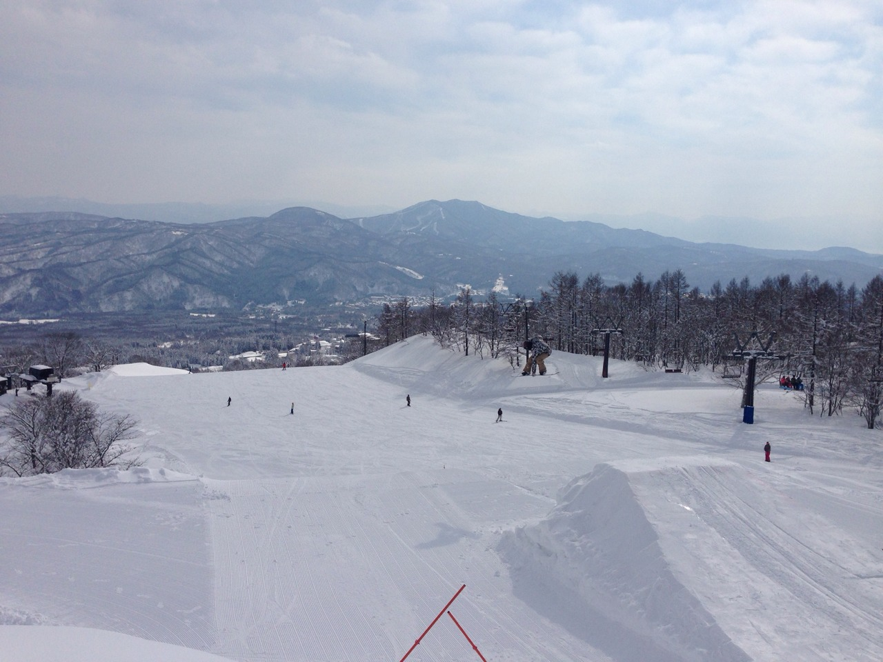 Myoko Snow Report 08 March 2015