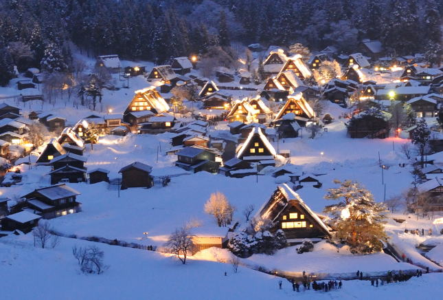 shirakawago japan tours