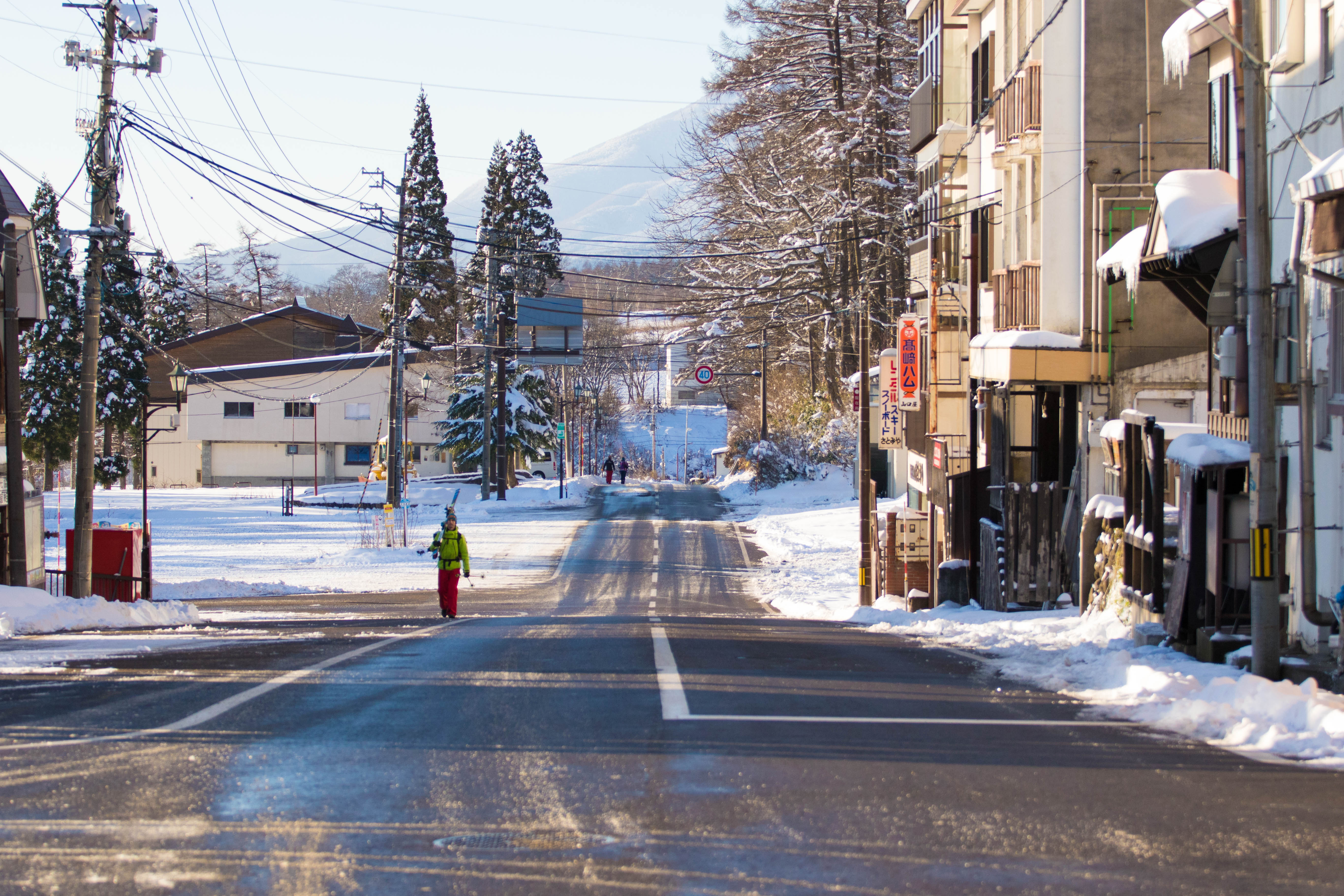 Myoko Snow Report 20 December 2015