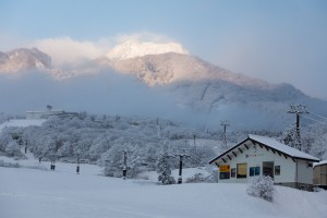 Myoko Snow Report 18 December 2015