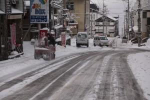 Myoko Snow Report 26 December 2015
