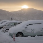Myoko Snow Report 26 December 2015