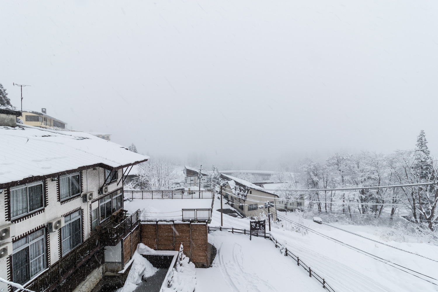 Myoko Snow Report 7 January 2016