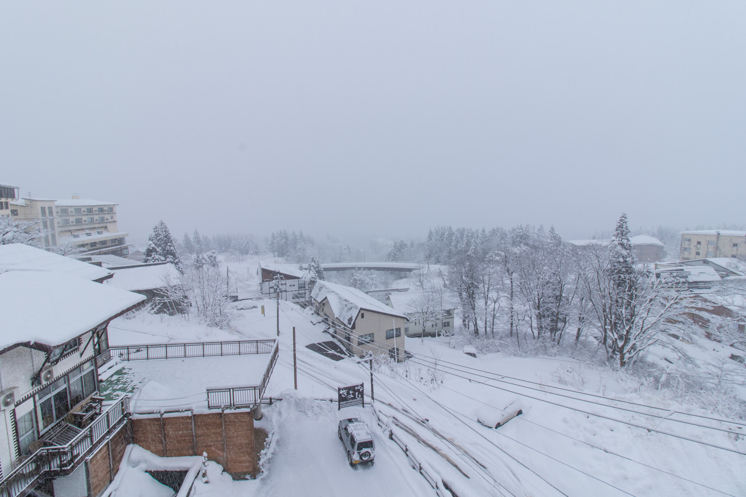 Myoko Snow Report 9 January 2016