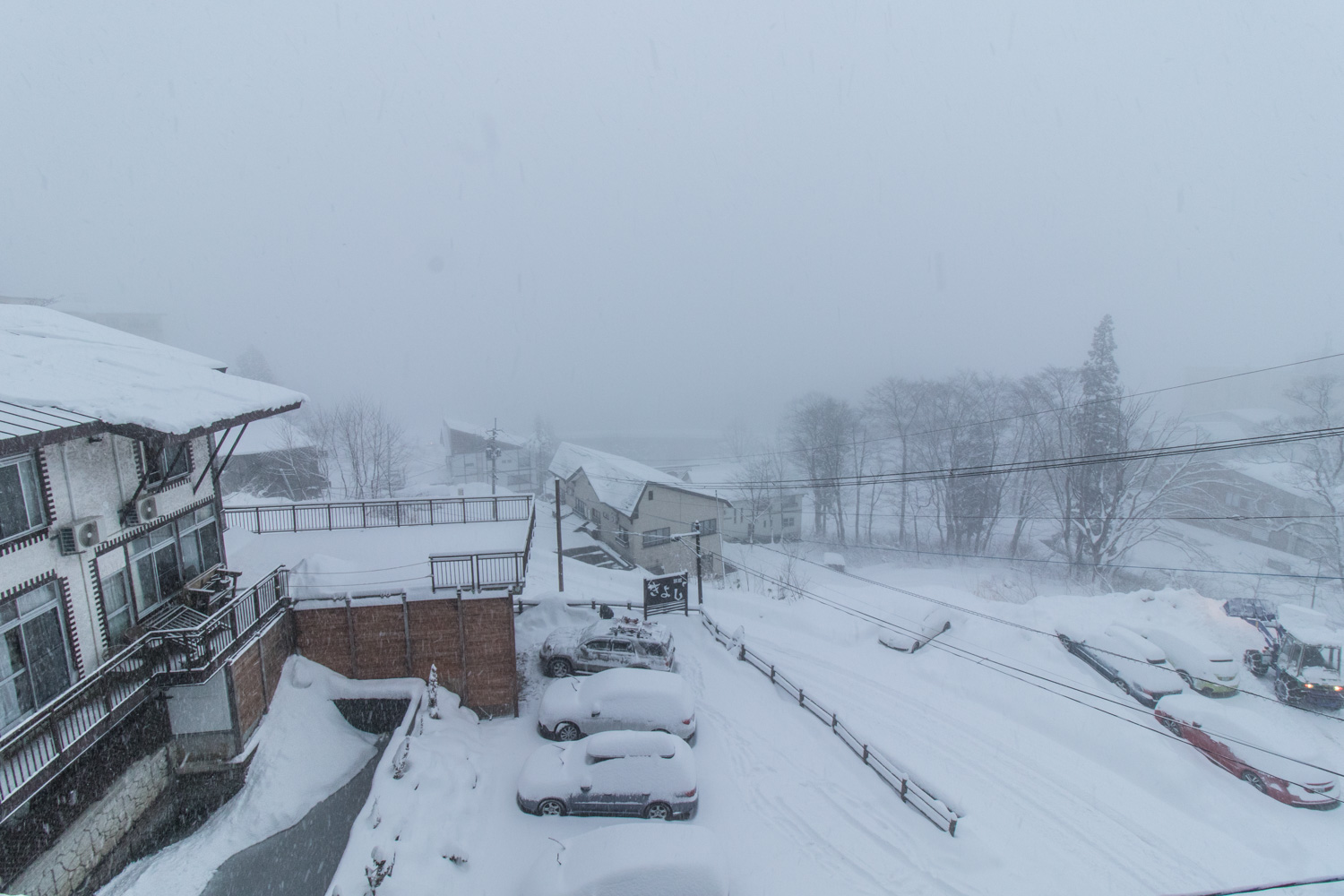 Myoko Snow Report 11 January 2016