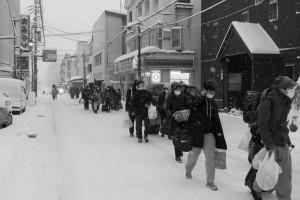 Myoko Snow Report 26 December 2016