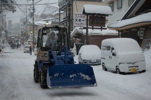 Myoko Snow Report 27 December 2016