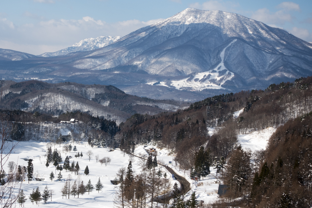 Myoko Snow Report 27 January 2016