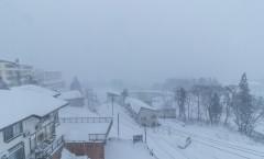 Myoko Snow Report 20 January 2016: Snow and Lightning