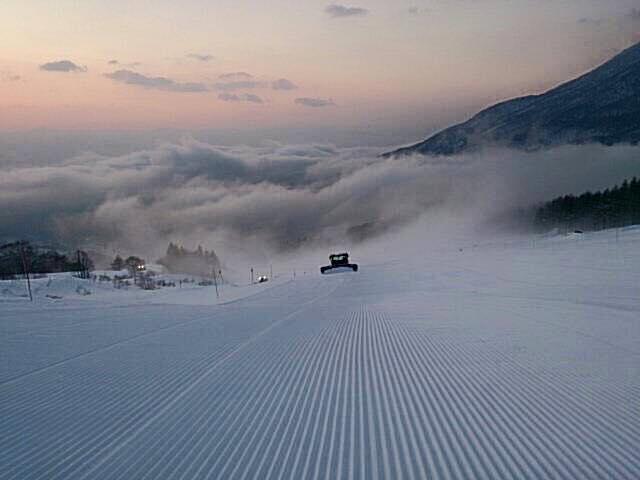 Myoko Snow Report 28 February 2016