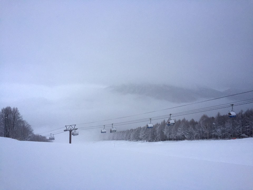 Myoko Snow Report 1 February 2016