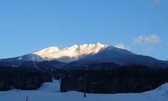 Myoko Snow Report 11 February 2016