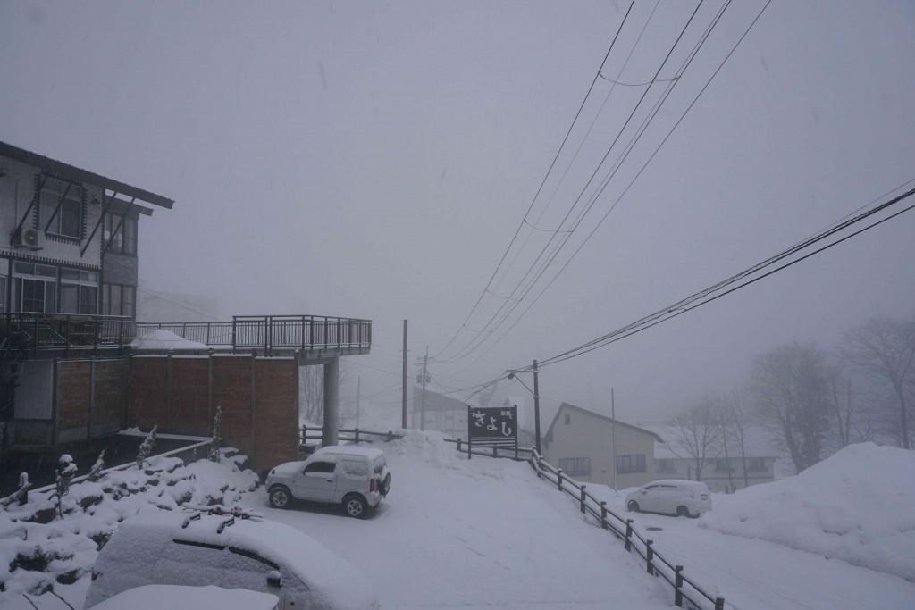Myoko Snow Report 22 February 2016