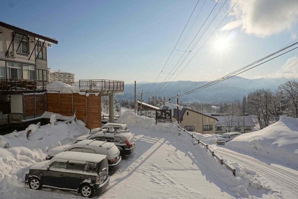 Myoko Snow Report 26 February 2016