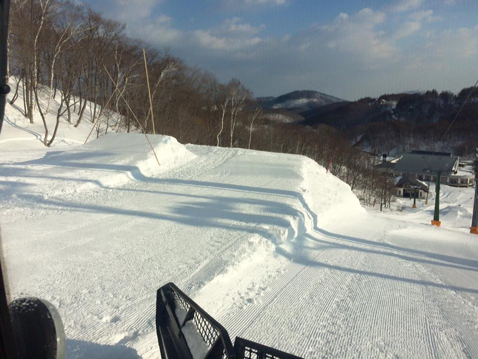 Myoko Snow Report 3 March 2016