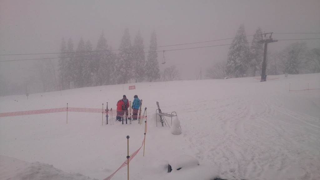 Myoko Snow Report 25 March 2016