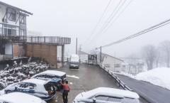 Myoko Snow Report 21 March 2016: Light Snow & Foggy