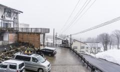 Myoko Snow Report 23 March 2016: Lightly snowing in Myoko