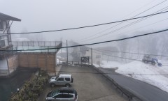 Myoko Snow Report 7 March 2016: Foggy Start