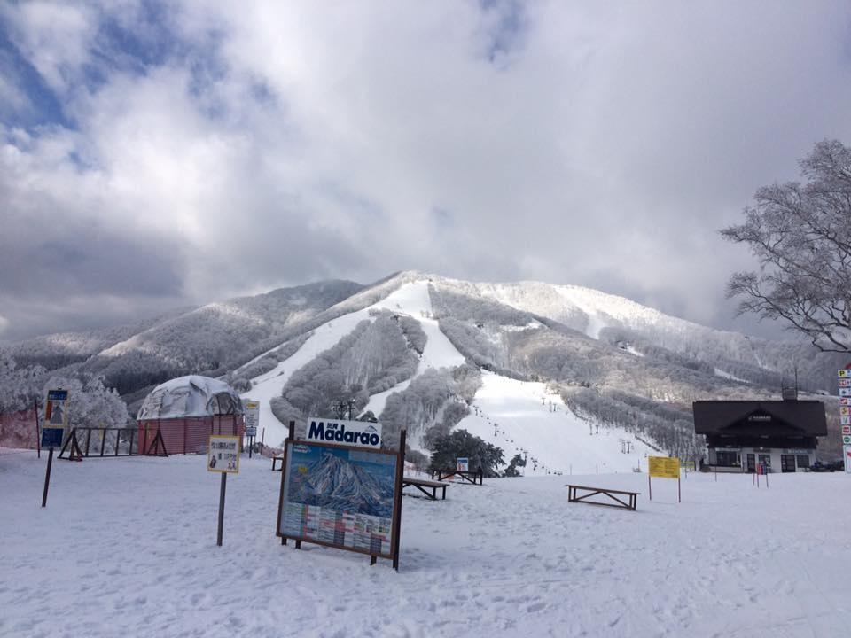 Myoko Snow Report 11 March 2016