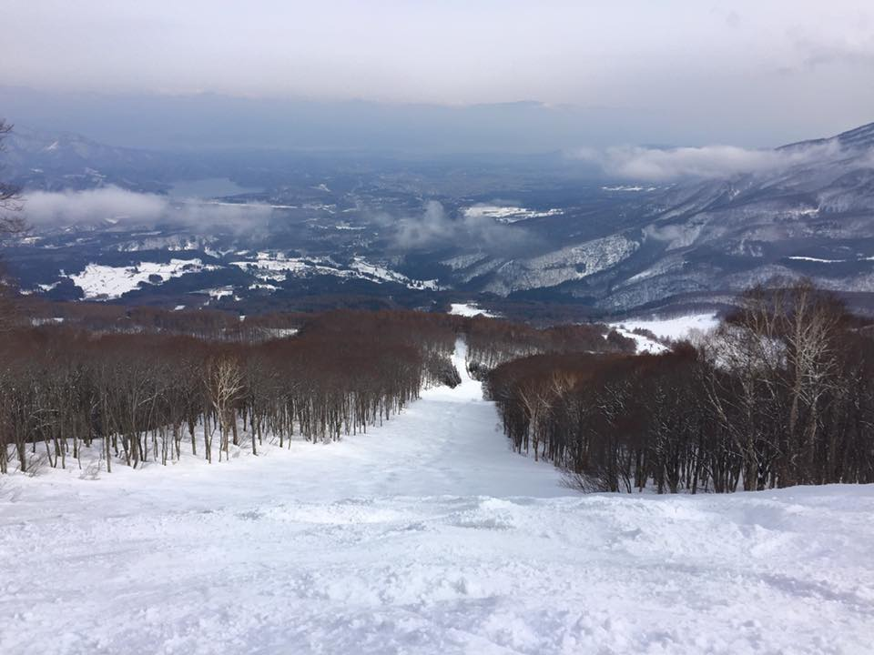 Myoko Snow Report 14 March 2016