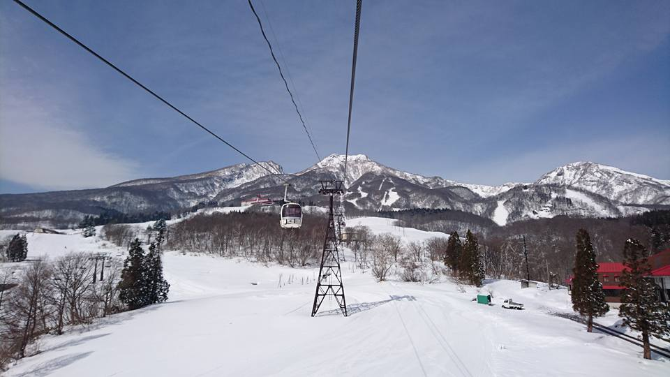 Myoko Snow Report 17 March 2016