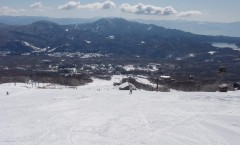 Myoko Snow Report 27 March 2016