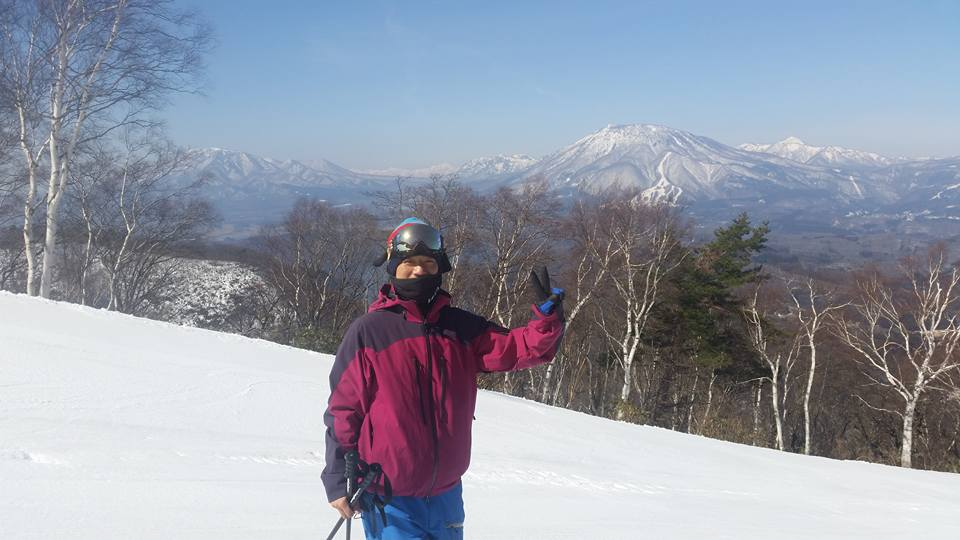 Myoko Snow Report 30 March 2016