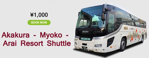arai myoko akakura shuttle