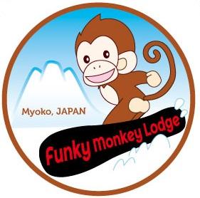 Funky Monkey Lodge, Cheap Akakura Onsen Accommodation, Akakura Onsen hostel