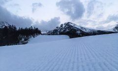 Myoko Snow Report 20 December 2016