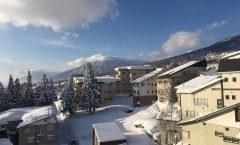 Myoko Snow Report 20 January 2017