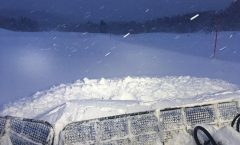 Myoko Snow Report 8 February 2017