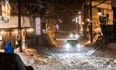 Myoko Snow Report 17 December 2017