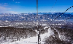 Myoko Snow Report 18 December 2017