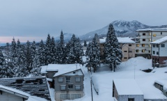 Myoko Snow Report 22 January 2018