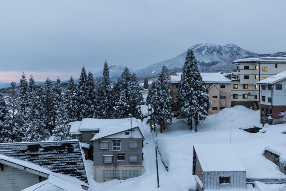 Myoko Snow Report 22 January 2018